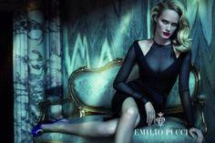 """First Ever Ad Campaign Of Emilio Pucci """"La Dolce Vita"""""""