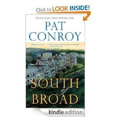 Another fantastic book by Pat Conroy ~ you won't want to put it down.