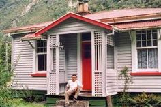 Related image New Zealand Houses, Building A House, Shed, Outdoor Structures, Cottages, Outdoor Decor, Buildings, Image, Home Decor
