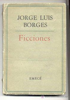 """Hablemos sobre """"Ficciones""""  Libro de cuentos escrito por Jorge Luis Borges, publicado en 1944 y compuesto de dos partes: El jardín de senderos que se bifurcan y Artificios; posee dos prólogos.  La crítica especializada lo ha aclamado como uno de los libros que ayudaron a definir el rumbo de la literatura universal del Siglo XX.1 2 3 4 5 6 Asimismo, su publicación en 1944 colocó a Borges en un primer plano de la literatura universal. #Los100MejoresLibrosdelaHistoria"""