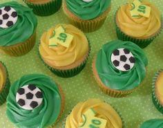 Cupcakes festa copa