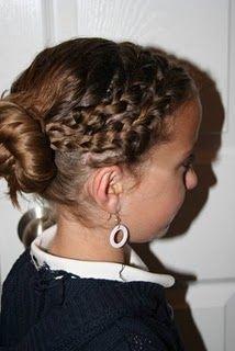 pin cute girls hairstyles