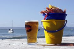 watch the boats sail by as you induge in beautful fresh local prawns at On The Inlet Port Douglas