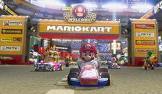 Mario Kart 8 sur Wii U : une nouvelle bande annonce et des nouveautés - http://www.geeksandcom.com/2014/04/03/mario-kart-8-wii-u-nouvelle-bande-annonce-nouveautes/ #WiiU #Nintendo #Mario #MarioKart