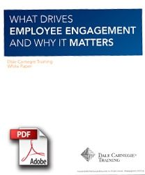 Employee Engagement Matters --- http://www.dalecarnegie.com/assets/1/7/driveengagement_101612_wp.pdf