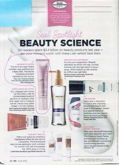 Good Housekeeping Magazine Gives Marykay Seal Of Approval Mary Kay Skin Care Beauty Science Mary Kay Business