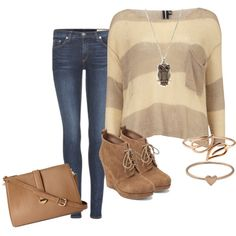 """""""Casual Day Out"""" by theresek4444 on Polyvore"""