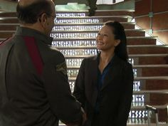 "Stargate Atlantis 5.15 ""Remnants"" Tamlyn Tomito as Shin"