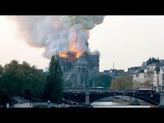 One of the most iconic landmarks in the world is in danger as fire has engulfed Notre Dame Cathedral in central Paris. Images and video from bystanders in Paris have begun to go viral and they are nothing short of heartbreaking.