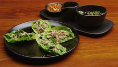 Christina's Thai pork larb includes a spiced pork mince, fresh herb salad and chilli Thai dressing. Small Food Processor, Food Processor Recipes, Pork Larb, Larb Recipe, Meat Recipes, Healthy Recipes, Healthy Food, Masterchef Recipes, Pork Fillet