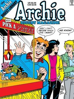 Make Reading Fun with This List of Top 18 Comic Books for Kids Archie Comic Books, Vintage Comic Books, Vintage Games, Vintage Comics, Children's Comics, Archie Comics, Archie Betty And Veronica, Josie And The Pussycats, My Childhood Memories