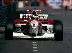Mika Hakkinen (Monaco 1995) - McLaren