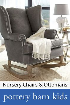Nursery Chairs & Ottomans