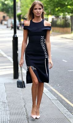 Millie Mackintosh In The Dreamiest Of Dior Dresses - Wednesday 25th May