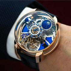 Dream Watches, Cool Watches, Rolex Watches, Wrist Watches, Elegant Watches, Beautiful Watches, Patek Philippe, Tag Heuer, Devon