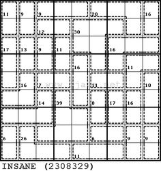 38 Best Sudoku images in 2016 | Brain teasers, Game, Plays