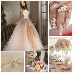 Blush Quinceanera | Quinceanera Ideas | Quinceanera Party Planning |
