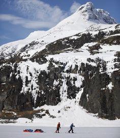 Jenny og Daniel i Valdres