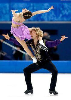 Meryl Davis, Charlie White Win First-Ever Gold