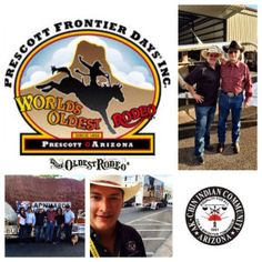 The Cowboy Lifestyle Network, Ak-Chin Indian Community and Earnhardt Auto Road Team captured the World's Oldest Rodeo sponsored by Coors Banquet from June 29 to July 5, 2014.Prescott-Collage-Rodeo-and-Parade-2014