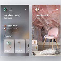 """1,359 curtidas, 11 comentários - UXUI Gifs (@gifux) no Instagram: """"Design by #dribbble user dribbble.com/acreno #ui #ux #iosinspiration #ios #apple #uxdesign…"""""""