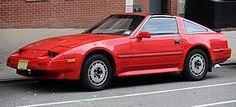 Nissan 300ZX Z31 – 1983