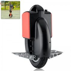 Electric Unicycle 'Uni-Wheel' - 350 Watts, Samsung Lithium Battery, Up To 90 Minutes Charge Time This Electric Unicycle with 350 Watt motor, Samsung Lithium Battery can go Up To and has a 90 minute charge time and 1 hour usage time. Electric Bicycle, Electric Scooter, Self Balancing Unicycle, Eifel, Electronics Gadgets, Strip Lighting, Cool Gadgets, Outdoor Power Equipment, Samsung