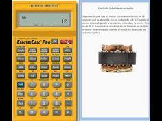 Calcular la Corriente Electrica Inducida con la Electric Calc Pro