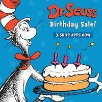 Happy Birthday Dr. Seuss — 51 apps discounted by 20-80 percent http://www.smartappsforkids.com/2014/02/featured-free-and-discounted-apps-march-1st-including-48-dr-seuss-apps-discounted-by-20-80.html