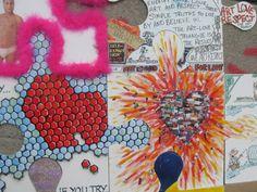puzzle project love art
