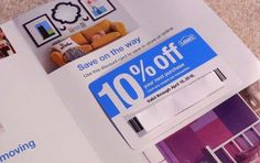 LOWES Home Improvement 10 Off COUPON Ten PERCENT Savings PROMO Code DEAL Moving!