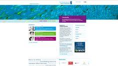 Brancheadvies Website Desktop Screenshot, Website