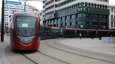 Tram service in Casablanca, made using Lafarge concrete, has transformed the lives of families and students!