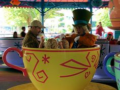 Top 10 Disney Magic Kingdom Rides For Toddlers