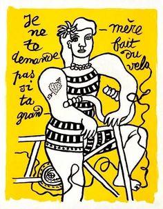 Fernand Léger part 5 – 'Cirque' lithographs Expo Paris, Paris Art, Gif Sur Yvette, Matisse, Modern Art, Contemporary Art, Indianapolis Museum, Cleveland Museum, Sonia Delaunay