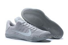 Big Discount  66 OFF Nike Kobe 11 Elite Low Silvery Gray