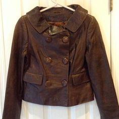 Arden B Brand new leather jacket Jacket Arden B Jackets & Coats