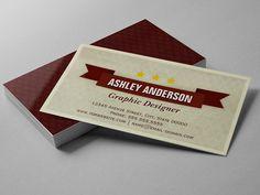 Creative baseball coach baseball trainer business card custom grunge retro brown business card templates reheart Gallery