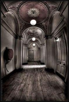 "Abandoned Manor House ""G"" by Maryloub31"