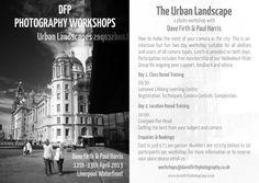 Liverpool Photography Workshop