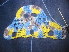 Návod na háčkovanú šatku - Klbkošopa - blog Bandana, Crochet Necklace, Blog, Fashion, Financial Statement, Bandanas, Moda, Fashion Styles, Blogging