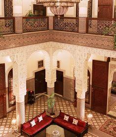 Fez Morocco Riad