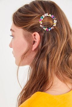 Check out 8 Other Reasons Nisha Hair Clip from Urban Outfitters Undercut Pixie, Undercut Braid, Undercut Hairstyles, Cute Hairstyles, Braided Hairstyles, Holiday Hairstyles, Updo Hairstyle, Wedding Hairstyles, Undercut Designs