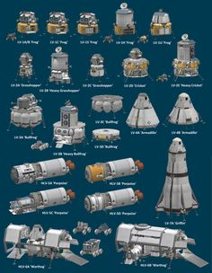 Raptor's Craft Download Catalog - Tested & Proven - The Spacecraft Exchange - Kerbal Space Program Forums Spaceship Design, Spaceship Concept, Space Tourism, Space Travel, Space Projects, Space Crafts, Kerbal Space Program, Moon Missions, Future Weapons