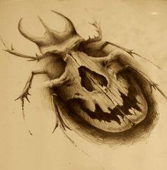 skull bug by AndreySkull on @DeviantArt