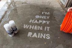 Never Wetというアイテム、知っていますか?これはシリコンが入ったスプレーで、油分や水分を完璧にはじける効果のある優れもの...