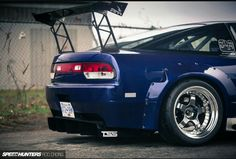 Grip Bunny: A Different Breed Of Photos by Rod Chong Tuner Cars, Jdm Cars, Silvia S13, Bone Stock, Nissan 240sx, Night Driving, Drifting Cars, Japan Cars, Fast Cars