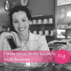 Are you a small business owner looking to expand your online presence? Would you like to know how to use social media to connect with your target market? While the effective use of social media continues to elude many small business owners, there are proven benefits to establishing a solid online presence. It's no secret …@rebekahradice #mustangobm #businesstips