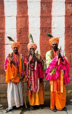 The 3 Hampis, Karnataka, India