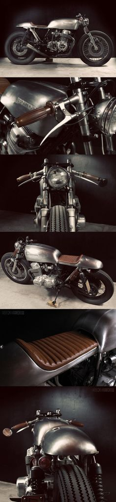 CB750 cafe racer by Crowe/Tarantulas
